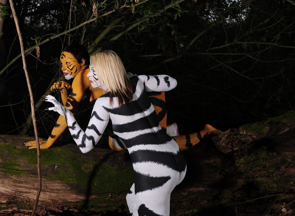 Body Paint Photography       Jake Jacobs — Vision Images