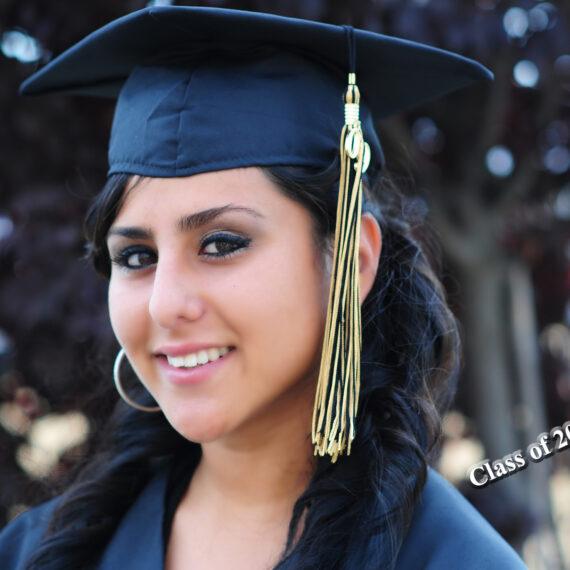 Cap & Gown Graduation Photography   |   Jake Jacobs — Vision Images